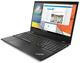 Lenovo ThinkPad T580 Noir Ordinateur portable 39,6 cm (15.6