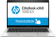 HP EliteBook x360 1030 G3 Argent Hybride (2-en-1) 33,8 cm