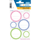 Herma 15028 étiquette auto-collante Multicolor Circle Permanent