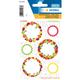 Herma 15447 étiquette auto-collante Multicolore Cercle Permanent