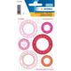 Herma 15445 étiquette auto-collante Multicolor Circle Permanent