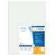 Herma 9542 étiquette auto-collante Blanc Rectangle 10 pièce(s)