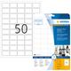 Herma 8338 étiquette à imprimer White Self-adhesive printer