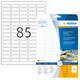 Herma 8337 étiquette à imprimer White Self-adhesive printer