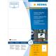 Herma 9541 étiquette auto-collante White Rectangle 80 pc(s)