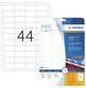 Herma 4581 étiquette à imprimer Blanc Imprimante d'étiquette