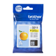Brother LC-3211Y cartouche d'encre Jaune 200 pages