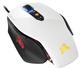 Corsair M65 PRO RGB souris USB Optique 12000 DPI Droitier Noir,