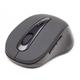 GEM MUSWB2 souris Bluetooth Optique 1600 DPI Droitier Noir,