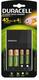 Duracell CEF14 Noir Chargeur de batterie domestique