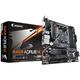 Gigabyte B450 AORUS M (rev. 1.0) Emplacement AM4 AMD B450 Micro ATX