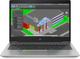 HP ZBook 14U G5 Argent Station de travail mobile 35,6 cm (14
