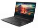 Lenovo ThinkPad X1 Extreme Noir Ordinateur portable 39,6 cm