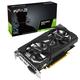 KFA2 65SQH8DS08EK carte graphique GeForce GTX 1650 4 Go GDDR5