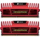 Corsair Vengeance Red 2x8192 PC3-12800 CMZ16GX3M2A1600C10R