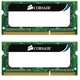 Corsair Sodimm DDR3 2x8192Mo PC3-10600 CMSA16GX3M2A1333C9 Apple