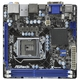 Asrock H61M-ITX, Socket de carte m�re : Intel Socket 1155 (Cartes m�res Intel)