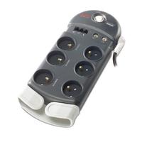 Apc Home/Office SurgeArrest 6 Prises Phone Coax Protection 230V, Puissance : Non communiquée (Ups et parafoudres)