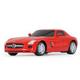Jamara Mercedes SLS AMG JAM 1 24 40 MHz Rouge