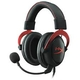 Kingston HyperX Cloud II Gaming  Gun Metal Kit rouge