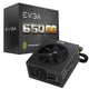 eVGA SuperNOVA GQ 80 Plus Gold 650 Watts