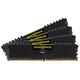 Corsair CL15 (4x4GB) Vengeance Black DDR4 16GB PC 3200