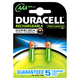 Duracell Stay Charged AAA (2pcs)