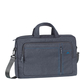 Riva Case 7530 grey Laptop Canvas bag 15.6 / 6 15.6