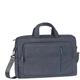 Riva Case 7530 grey Laptop Canvas bag 15.6 / 6 15.6