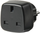 Brennenstuhl Travel Adapter GB/earthed