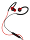 Enermax EAE01-R Binaural crochet auricullaire, écouteur Noir,