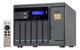 Qnap TVS-882T NAS Tour Ethernet/LAN Noir