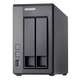 Qnap TS-251+ NAS Tour Ethernet/LAN Gris