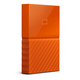 Western Digital My Passport 4TB 4000Go Orange