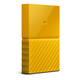 Western Digital My Passport 4TB 4000Go Jaune