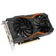 Gigabyte GV-N105TG1GAMING-4GD NVIDIA GeForce GTX 1050 Ti 4Go carte