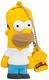 Hitechpc Homer 8GB USB 2.0 8Go USB 2.0 Type-A Multicolore lecteur