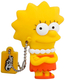 Hitechpc Lisa Simpson 8GB USB 2.0 8Go USB 2.0 Type-A Multicolore