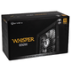 BitFenix Whisper M 80 Plus Gold Modulaire 650 Watts
