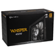BitFenix Whisper M 80 Plus Gold Modulaire 450 Watts