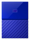 Western Digital My Passport 2TB 3.0 (3.1 Gen 1) 2000Go Bleu