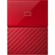 Western Digital My Passport 4TB 3.0 (3.1 Gen 1) 4000Go Rouge