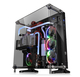 Thermaltake Core P5 Tempered Glass Edition Boîtier Midi-tour Noir