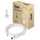 Club3D CAC-1173 Mini Displayport 1.2 HDMI 2.0 Blanc adaptateur et