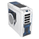 Thermaltake Overseer RX-I Full-Tower Noir, Blanc