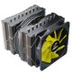 Akasa AK-CC4010HP01 Processeur Refroidisseur ventilateur,