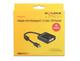 Delock 62603 adaptateur et connecteur de câbles
