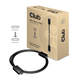 Club3D USB Type-C Cable M/M 0.8Meter Active PD ~100Watt 4K60Hz