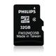 Philips Cartes MicroSD FM32MD35B/10 mémoire flash