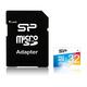 Silicon Power 32GB microSDHC 32Go MicroSDHC UHS-I Classe 10 mémoire